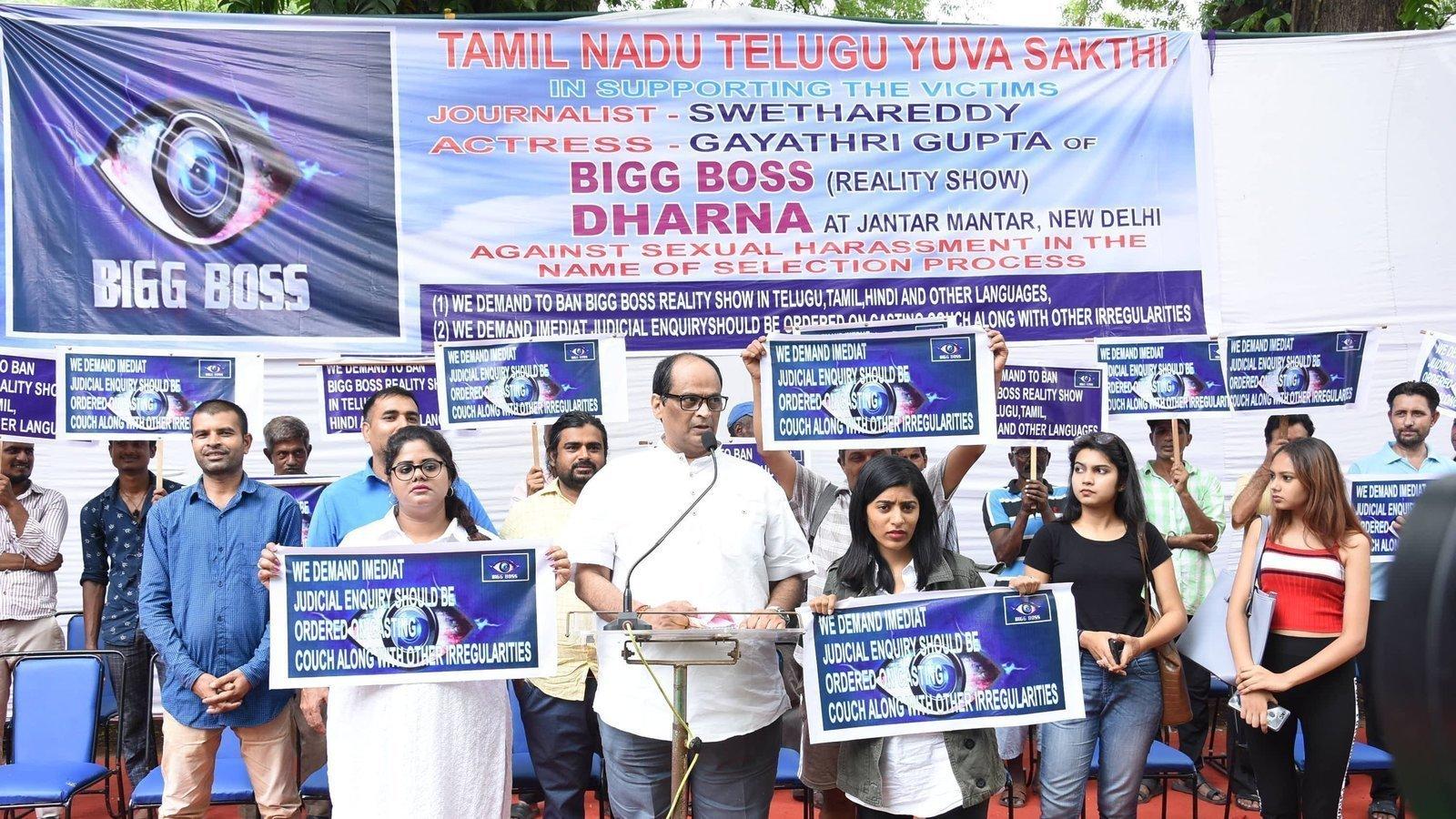 Petition Ban Obscene Bigg Boss Telugu Tamil Hindi Etc Popular Reality Show Bigg Boss Change Org