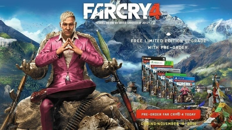 Petition Correct The Language Used In Far Cry 4 Aware The Game