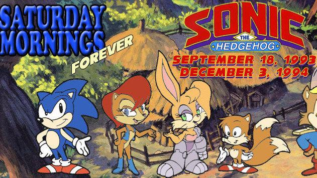 petition sega reboot sonic the hedgehog saturday morning cartoon