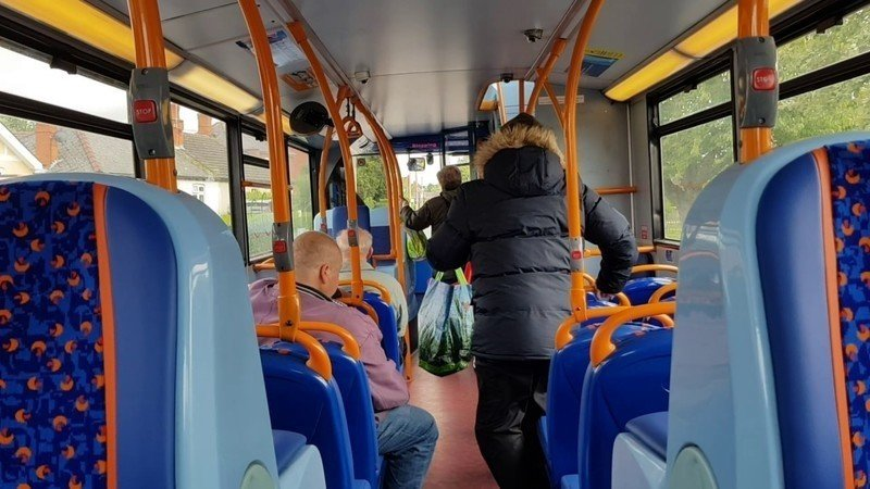 Petition · Stagecoach: Reverse the increase in prices for