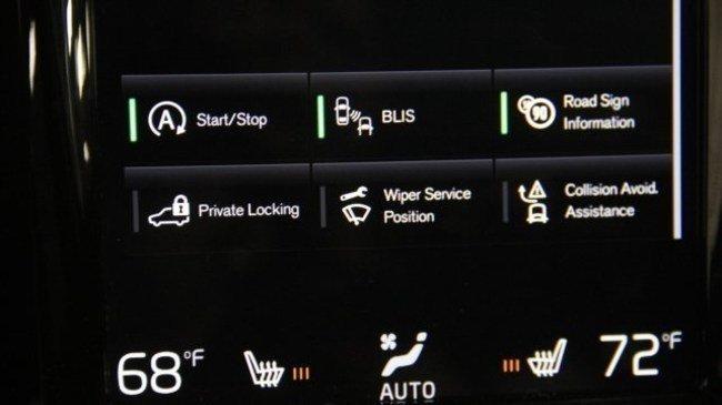 Volvo Start Stop   British Automotive