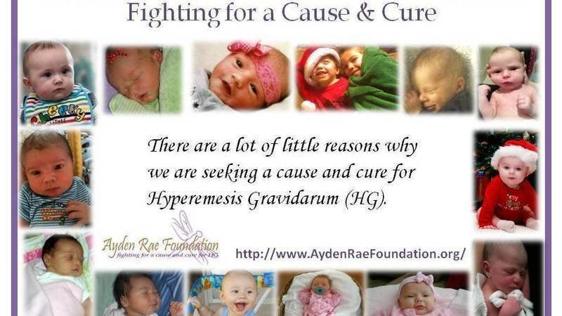 Petition Hyperemesis Gravidarum Families Join Together Changeorg
