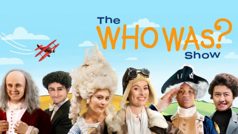 Image result for the who was show logo
