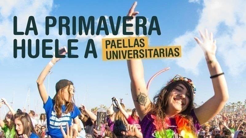 Petición Paellas Universitarias Granada Changeorg