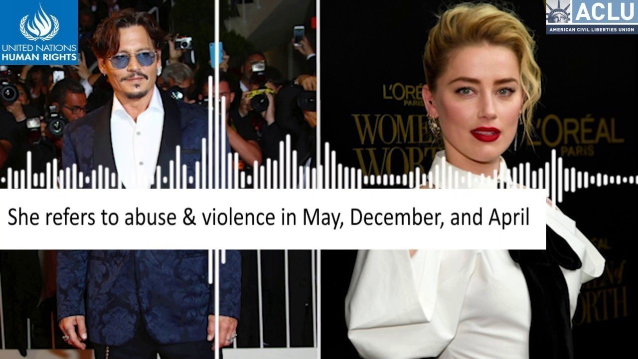 Petition update · What's Amber Heard's Side? (AUDIO 2 ...