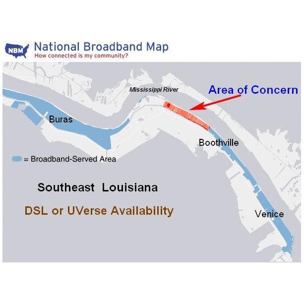 Petition · AT&T, Finish the Job: Help Boothville, Louisiana ...