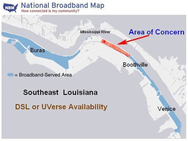Petition · AT&T, Finish the Job: Help Boothville, Louisiana Continue ...