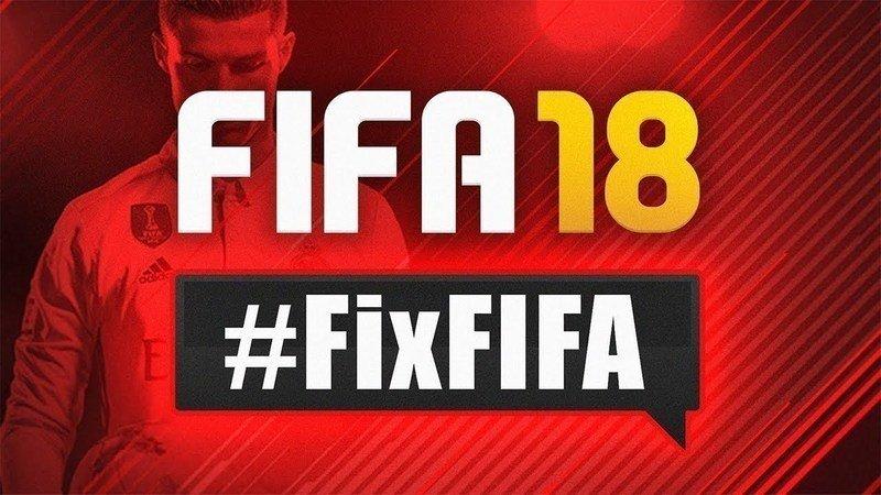 #FixFifa on change.org