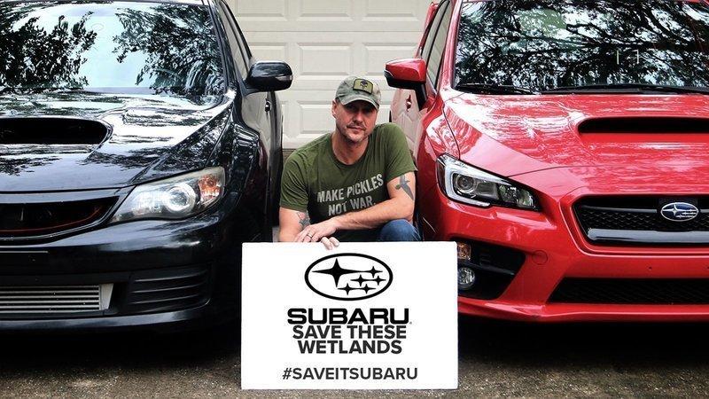 Subaru Dealers In Vt >> Petition Subaru Don T Destroy Florida Wetlands For New