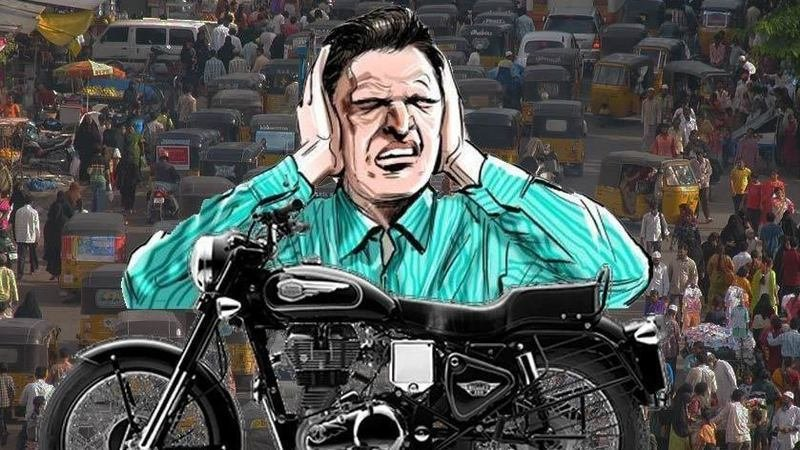 Petition · Motorcycles without silencer must be stopped: Campaign ...