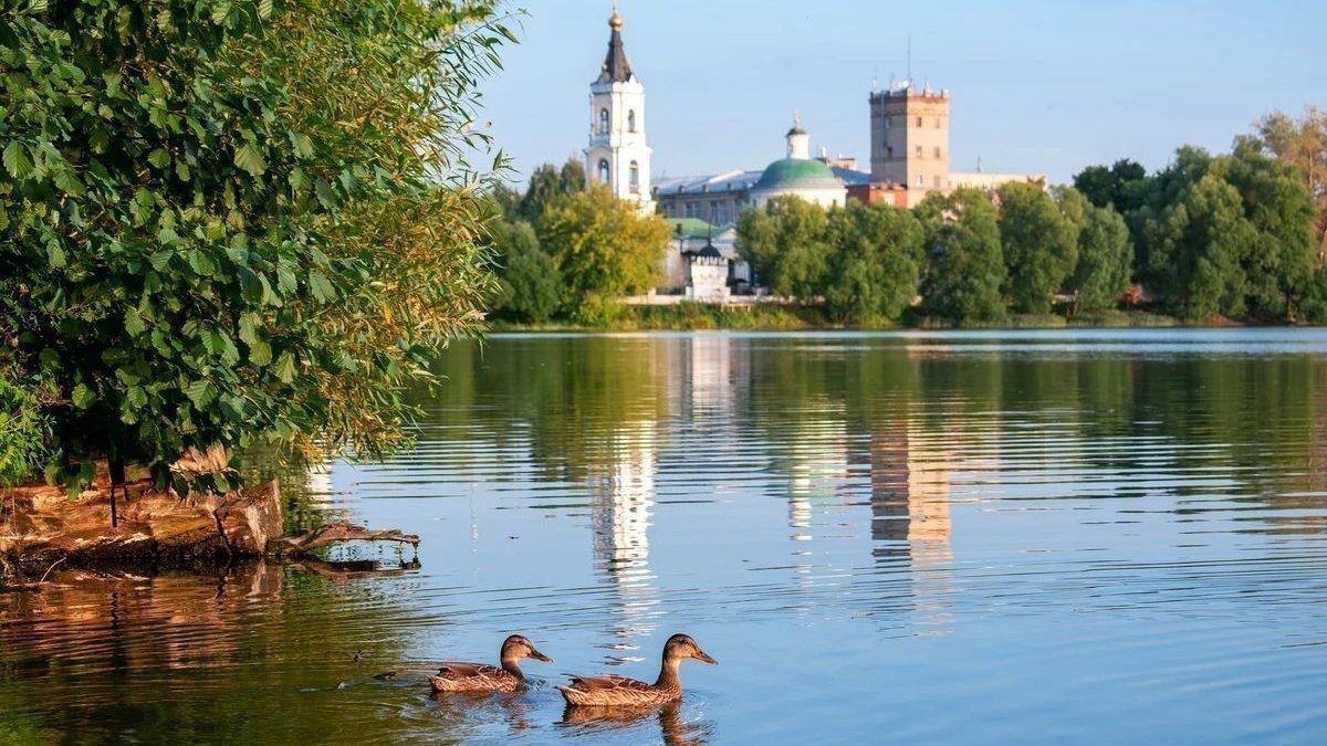 фото святого озера в москве того, что это