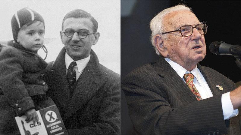 NAKON 50 GODINA SVI SU SJEDILI U PUBLICI: Priča o čovjeku koji je spasio 669 djece tokom Holokausta