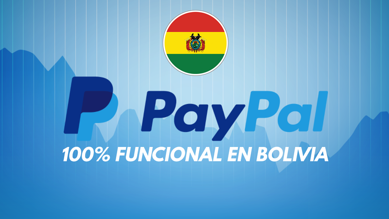 Paypal - Bolivia