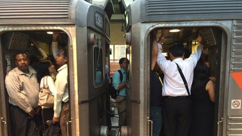Petition · Double train capacity to bring relief to NJ