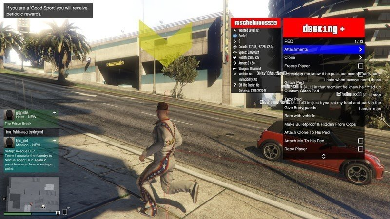 Petition · Rockstar Games: Bring Back Modding To The GTA