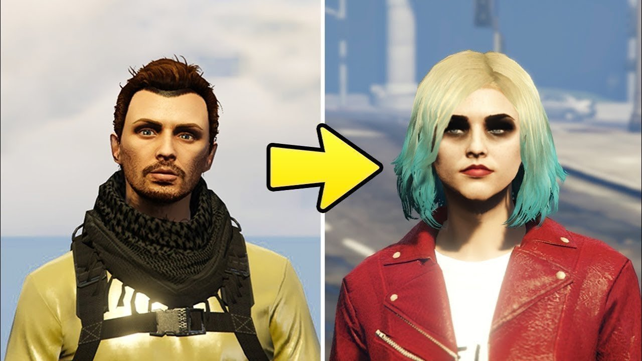 Why do people like to change their gender in video games