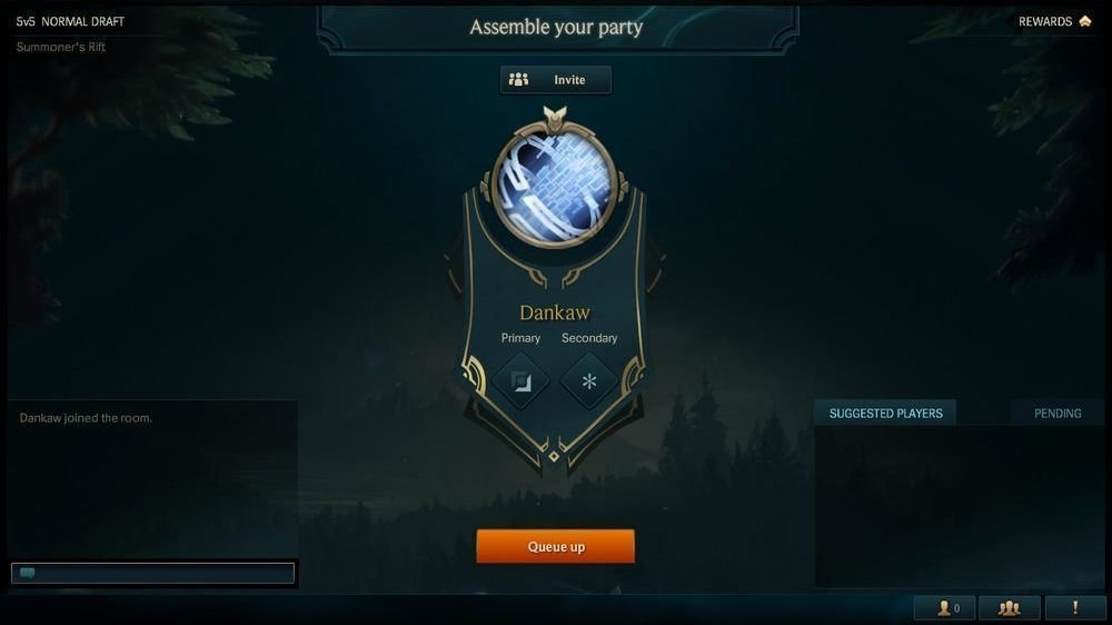 League of legends matchmaking normal