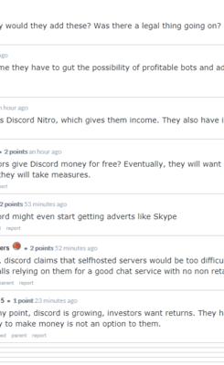 Petition · Discord community : Revert Discord Developer TOS