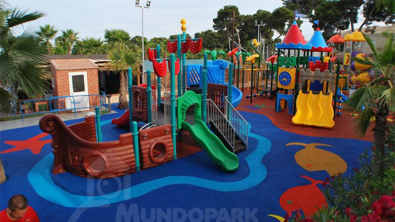 Petici n ayuntamiento de oviedo ampliaci n parque for Para desarrollar un parque ajardinado