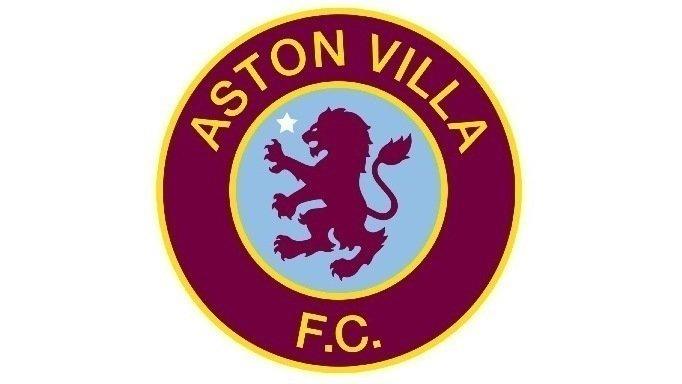 Aston Villa Round Badge