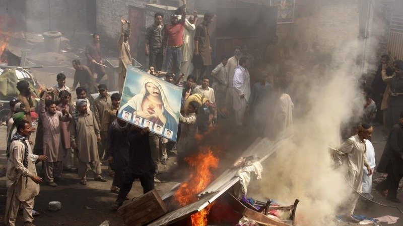 Petition · Death Sentence on Christian woman in Pakistan be