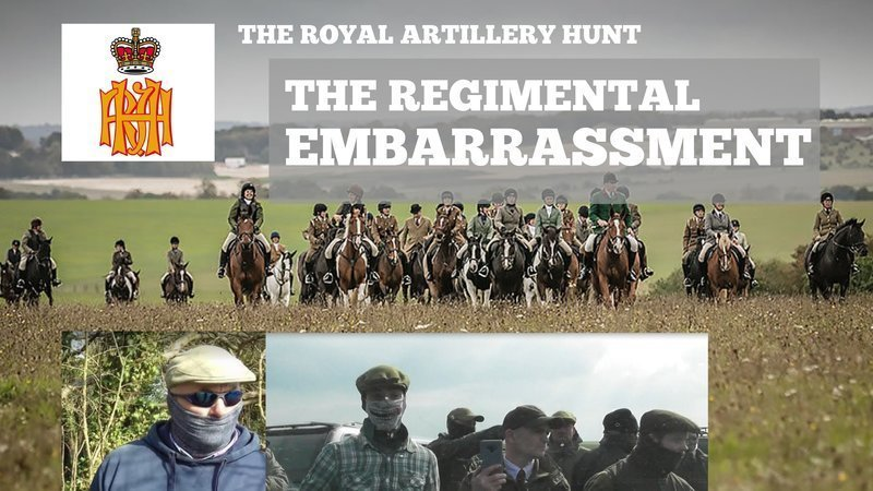 Petition · Ban the Royal Artillery Hunt from MOD land · Change.org