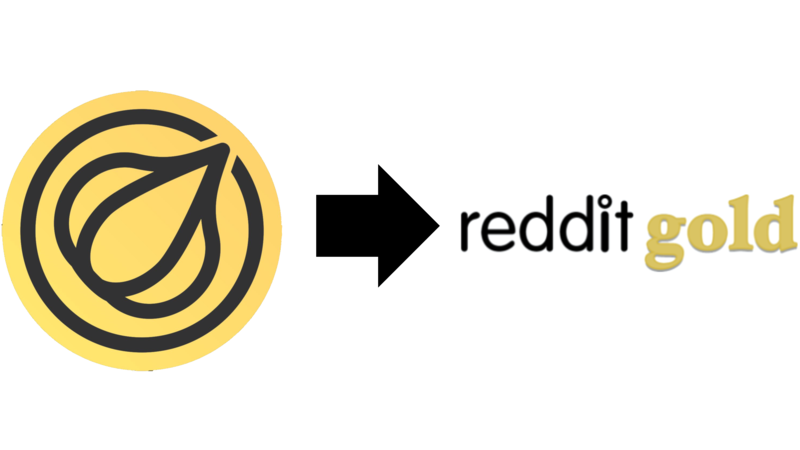 Petition · Reddit: Accept cryptocurrency Garlicoin for buying