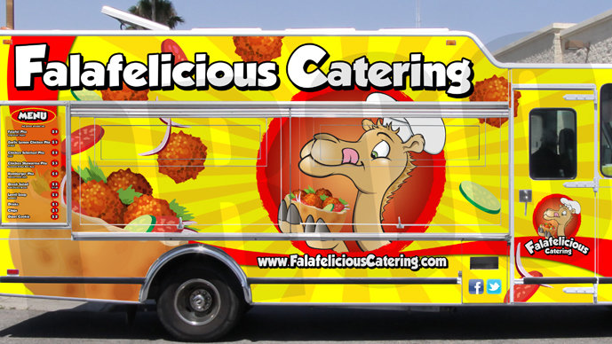 Petition Pierce College Help This Hardworking Father Keep His Job Save The Falafelicious Food Truck Court Changeorg