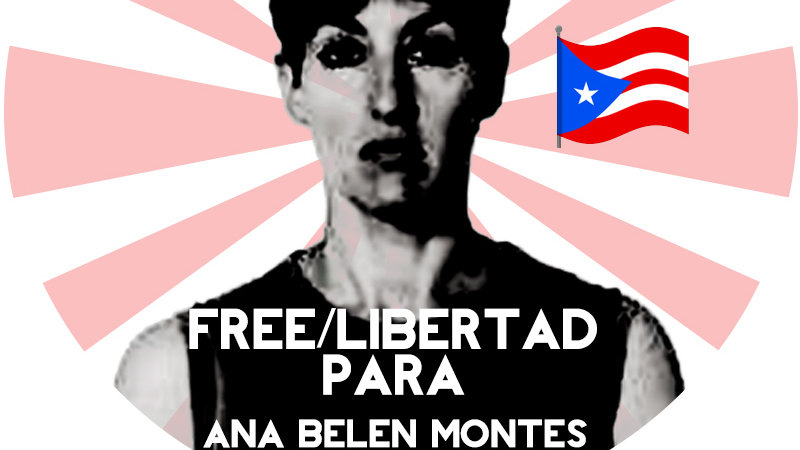 1500 Women say: Free Ana Belen Montes!