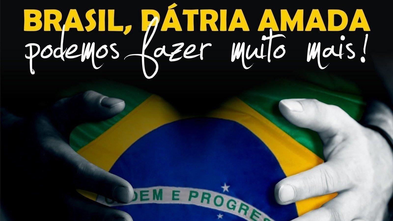 Resultado de imagem para brasil sem corrupção