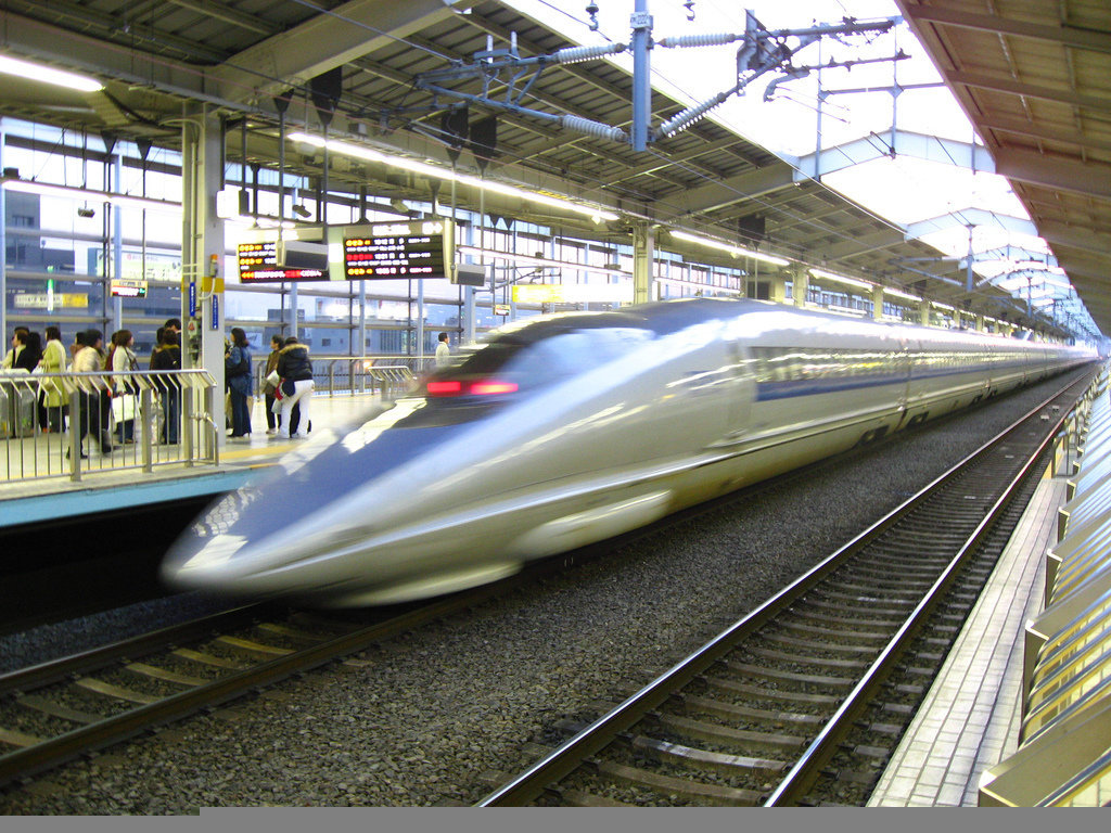 engineering connections bullet train - HD1024×768
