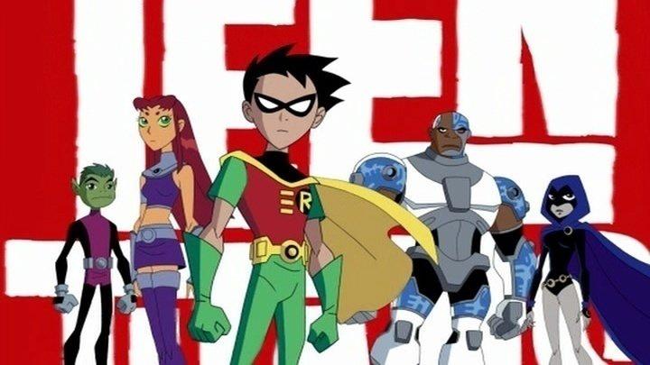 Teen Titans Netflix