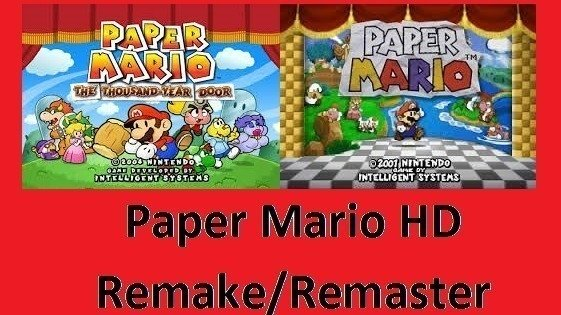 Petition · Nintendo: Make Paper Mario: The Thousand Year