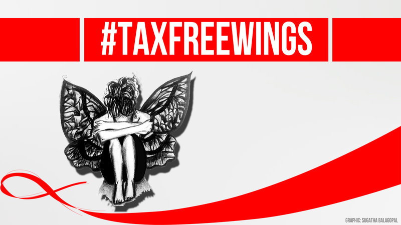 Petition ·  @arunjaitley: #TaxFreeWings: Petition for removal of tax