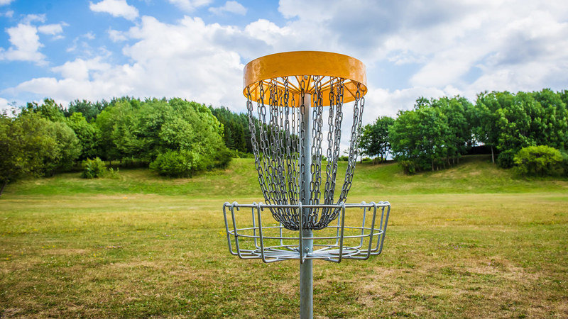 Create A Disc Golf Course In Myrtle Beach Sc