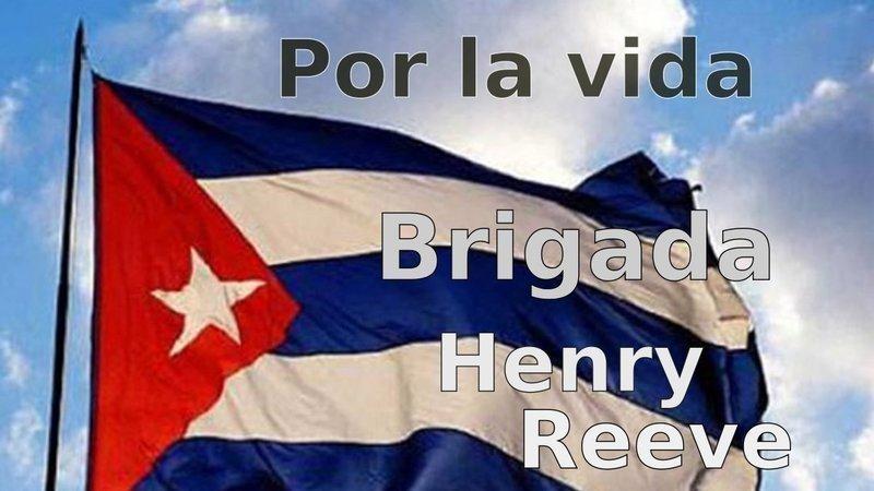 Brigada Henry Reeve