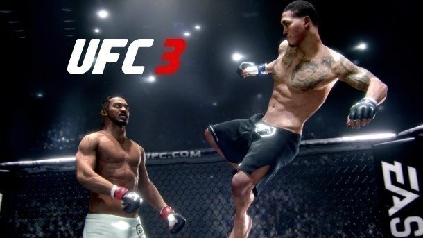 EA Sports UFC 3 Android Gameplay