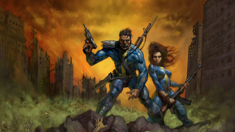 Petition · Todd Howard : Make Bethesda port fallout 1 and 2