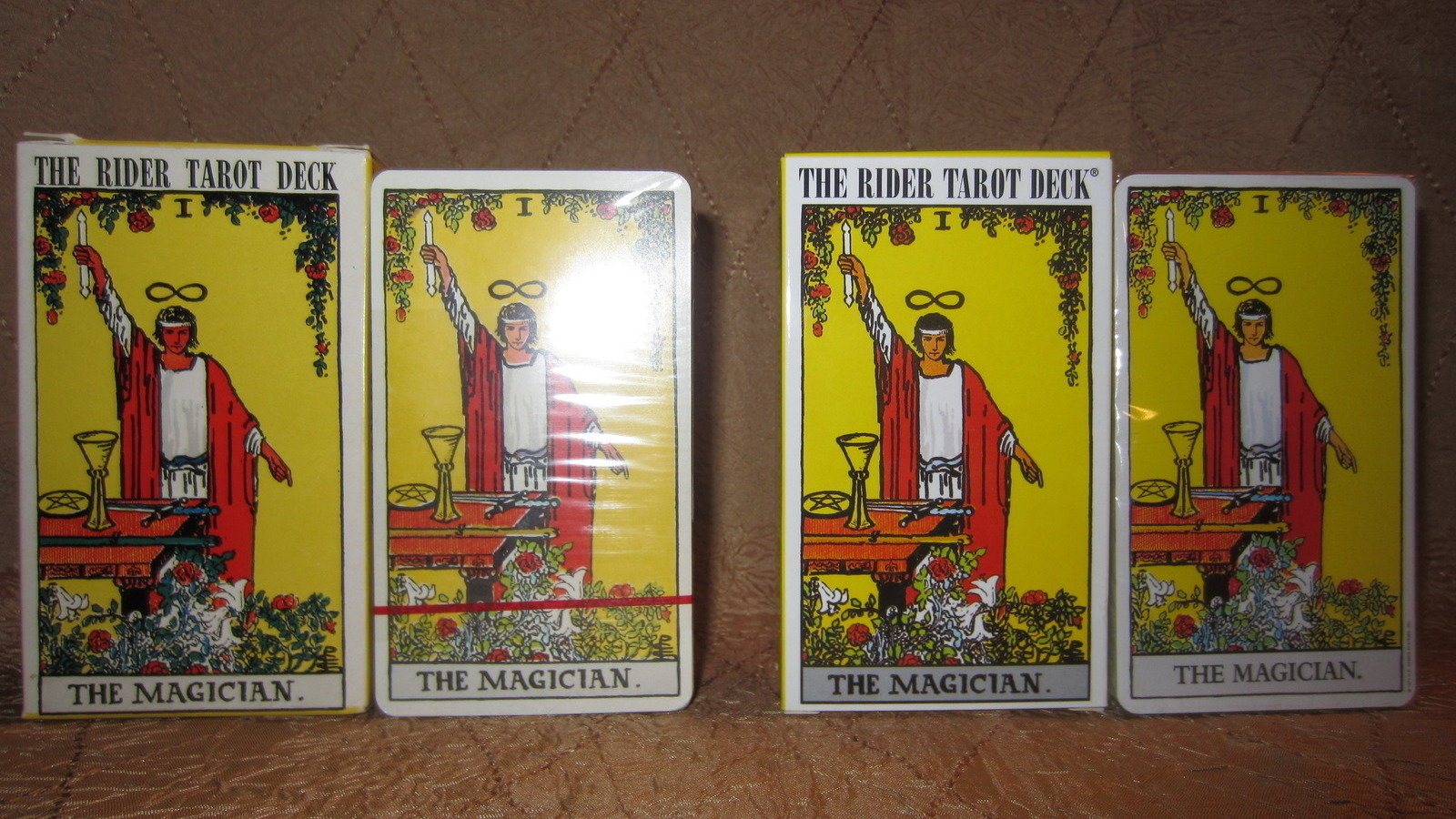 Petition · Restore the Rider Waite Smith Tarot Deck to