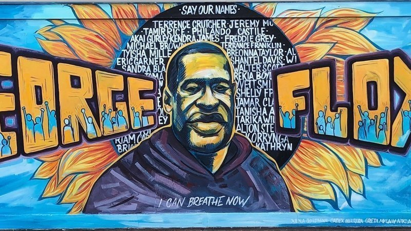 Thousands Sign Petition to Rename Chicago Avenue in Minneapolis to Floyd Avenue in Honor of George Floyd