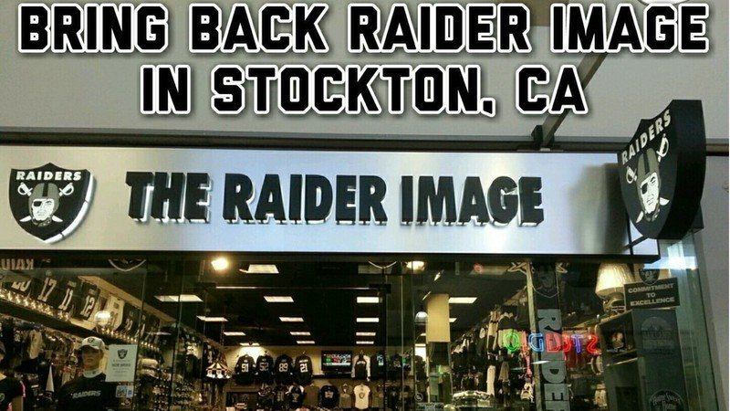 competitive price f788f 3713b Petition · Oakland Raiders : Bring Back Raider Image to ...
