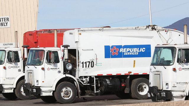 Republic Services Trash Pick Up Schedule For Week Of Christmas