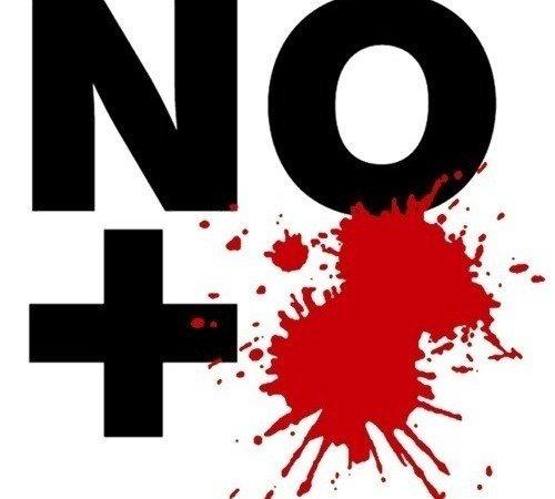 No More Blood