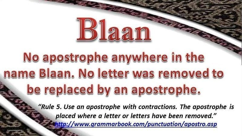 Petition · Blaan  Spell it Right  Say it Right  No