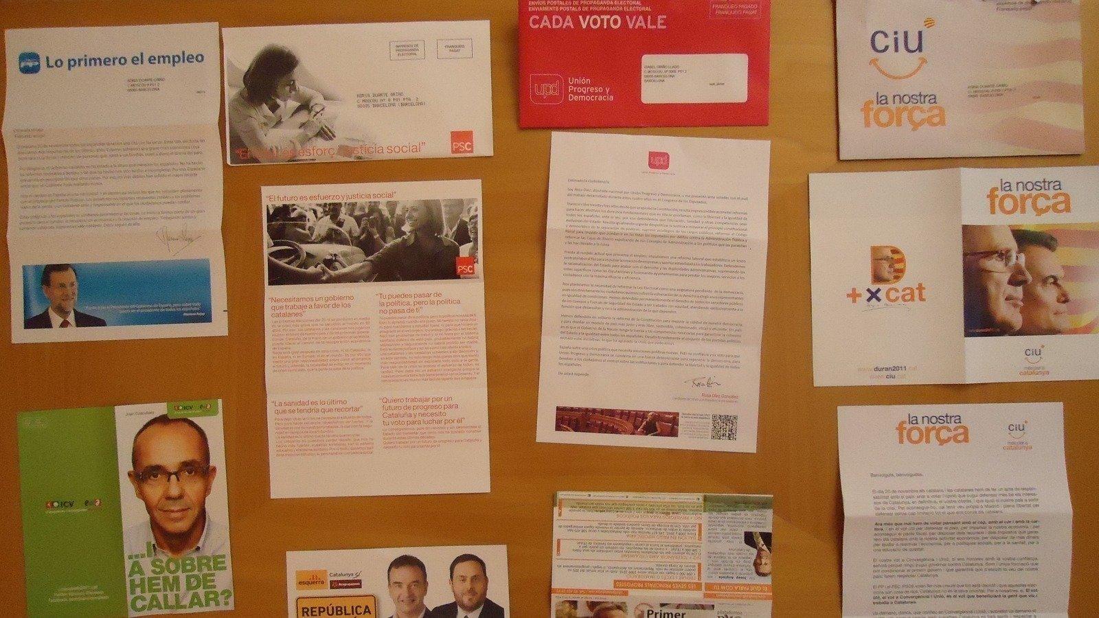 Petici n junta electoral central no m s propaganda for No mas 900 oficina directa