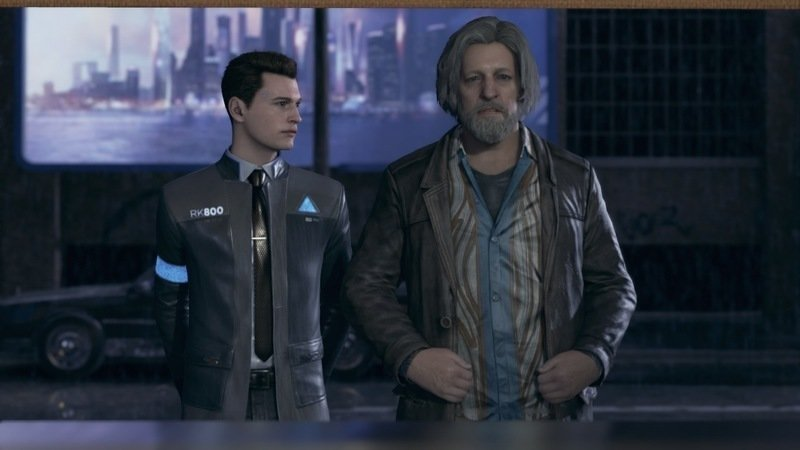 Image result for detroit become human connor