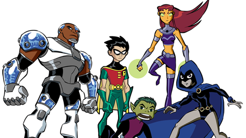 Teen Titans Cartoon Videos