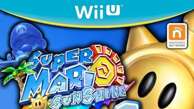 Petition Make Super Mario Sunshine U Or Something Off Of The