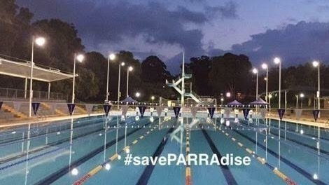 Petition Save Parramatta Pool From Demolition