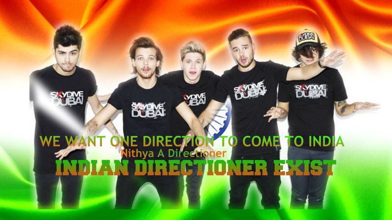 Petition · We Want One Direction To Come To India · Change org